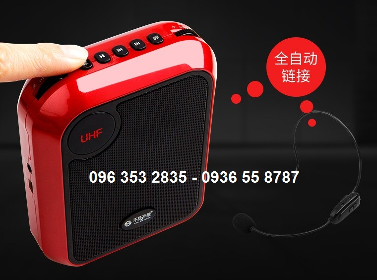 Máy Trợ Giảng SEE ME HERE T200 UHF NEW 2017